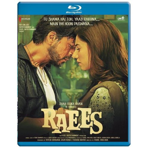 Raees Full Movie Free Download MP4 HD Bluray