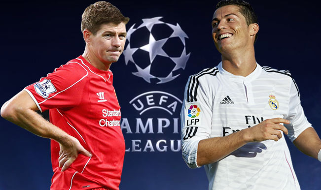 Liverpool vs Real Madrid Live Score Updates, UEFA ...