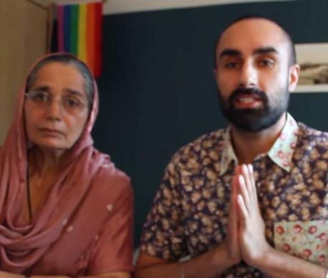 Uk Based Human Rights Activist Manjinder Singh Sidhus Mother Has A Message For All Parents Of Lgbt Lesbian Gay Bisexual And Transgender Children