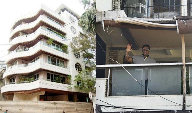 Salman Khan S Bandra House View