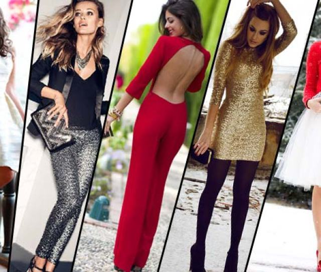 Daysto Outfit Ideas To Look Glamorous For Christmas And New Year Party