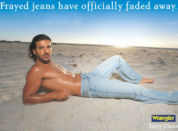 Image result for john abraham jeans