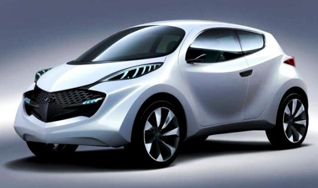 Hyundai IX - Metro Concept