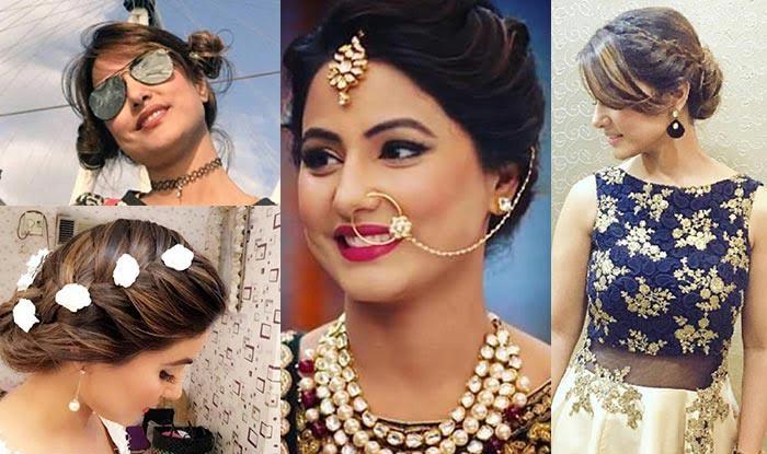 Yeh Rishta Kya Kehlata Hai Actress Hina Khan Is Giving Her