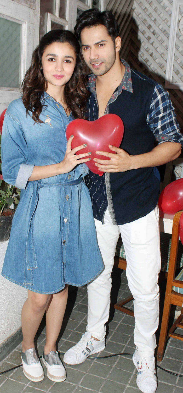 Alia Bhatt And Varun Dhawans Valentines Day Date Outfits