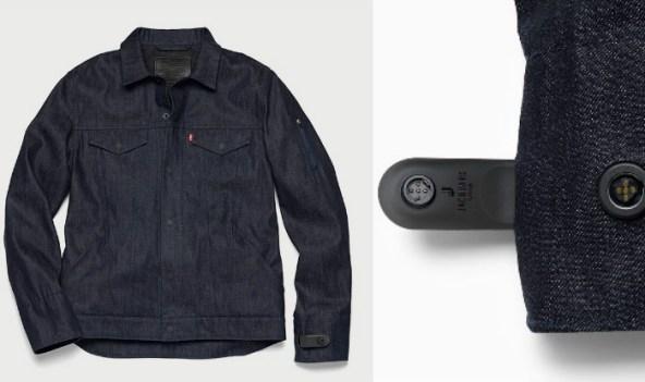Resultado de imagem para levi's smart jacket