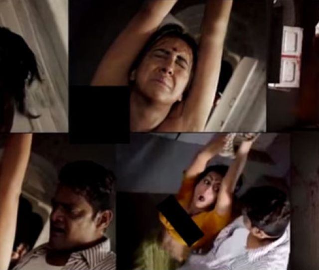 Sanjjanaa Nude Video And Photos From Dandupalya 2 Movie Leaked Online Hot Kannada Actress Naked Clips Are Shocking