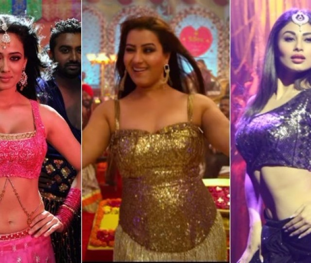 Shilpa Shinde To Mouni Roy  Sexy Tv Actresses Who Have Done Hot Bollywood