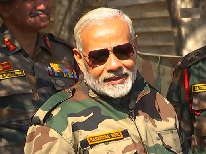 On Diwali, Narendra Modi Says OROP Scheme For Armed Forces ...