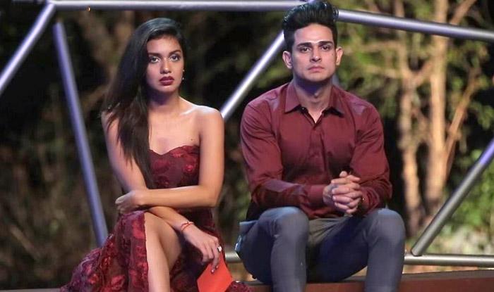 Bigg Boss 11 Contestant Priyank Sharma And Girlfriend
