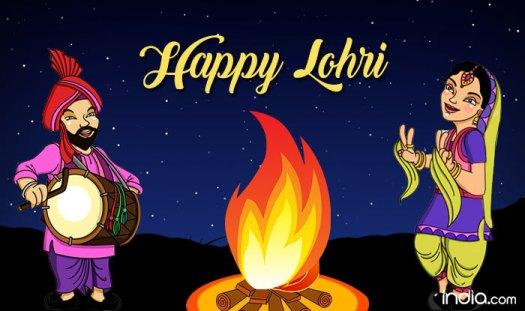 Happy Lohri 2018: Best Lohri Messages, Wishes, Greetings ...