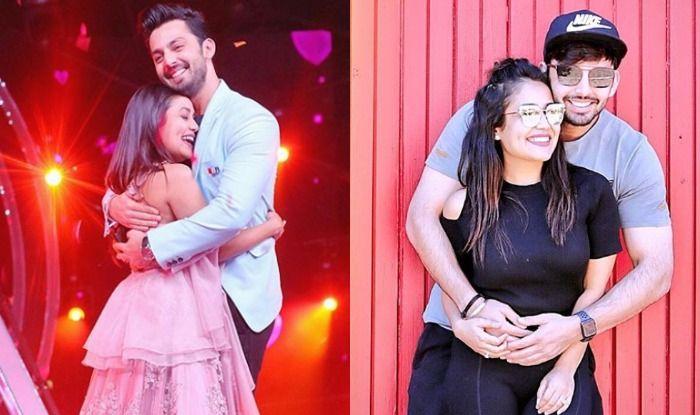 Neha Kakkar And Her Rumoured Beau Himansh Kohli Finally Confirm Their Relationship On The Sets