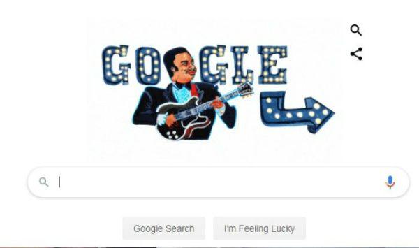 Google Doodle Honours