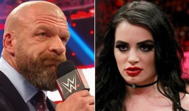Triple H Apologises to Paige For