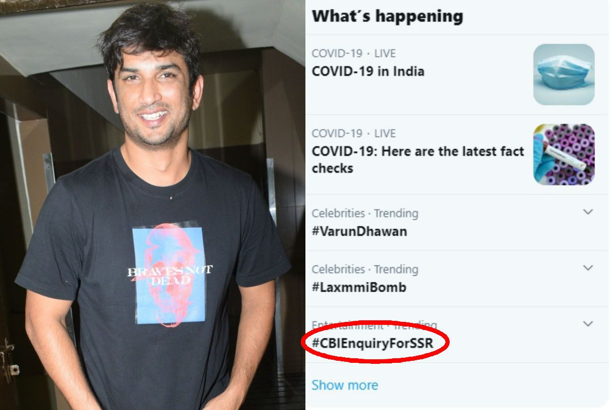 CBI Enquiry For Sushant Singh Rajput: Twitterati Demand CBI Intervention in SSR's Suicide Case 137