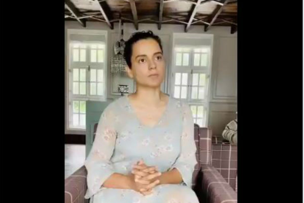 Kangana Ranaut Talks About a 'Top Star' Who Would Organise Parties Where Drugs Flowed Like Water