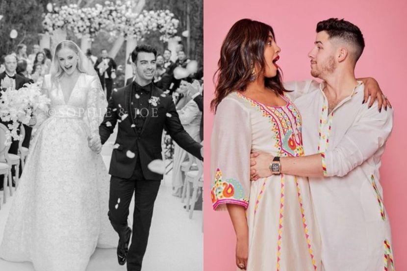 Priyanka Chopra, Nick Jonas' Wish For Sophie Turner-Joe Jonas on Their First Anniversary is All Hearts 1