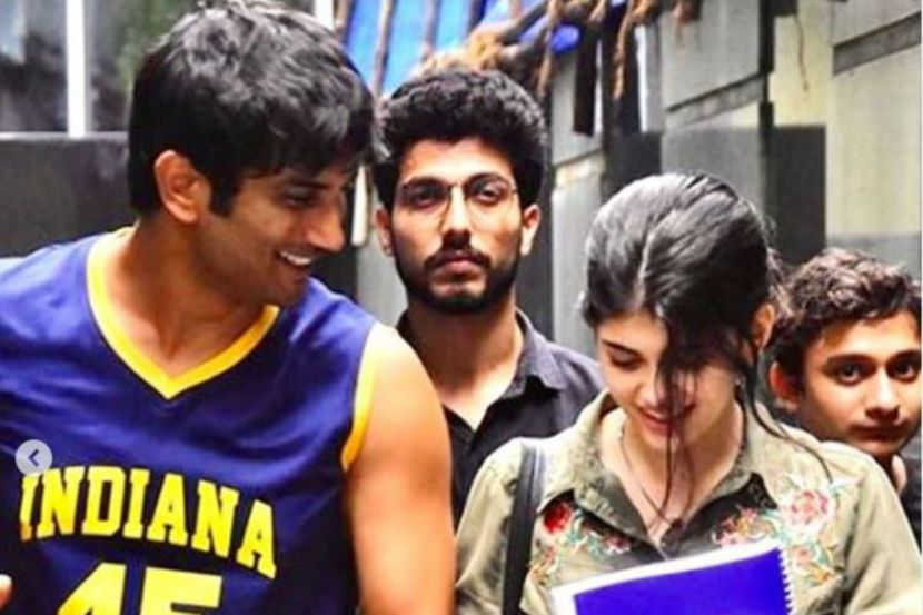 Sushant Singh Rajput Suicide Case Latest Update: Bandra Police Questions Dil Bechara co-star Sanjana Sanghi 1