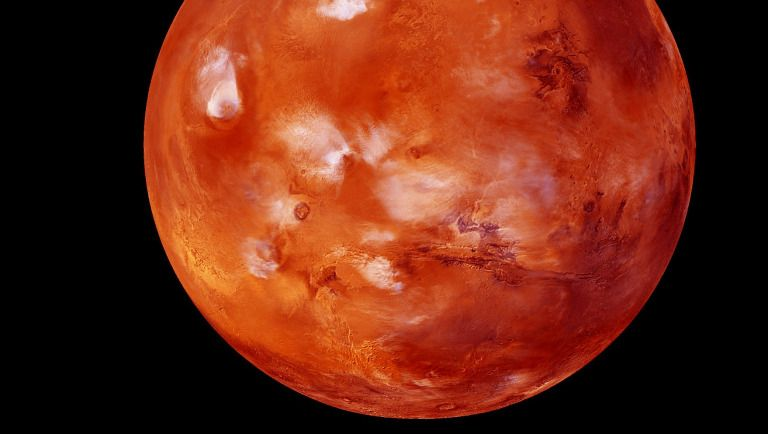China Successfully Launches Its First Rover Mission to Mars