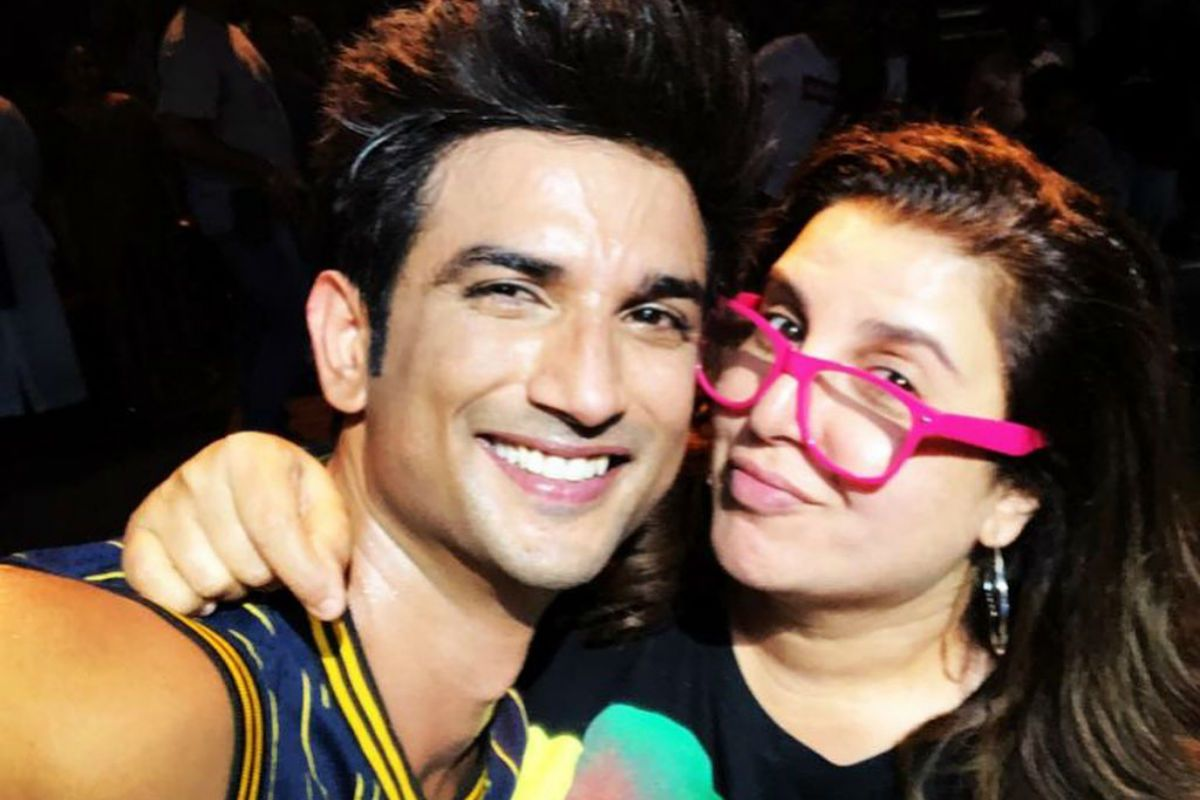 Sushant Singh Rajput's Last Song: Farah Khan Reveals he Demanded Home-Cooked Food For Dancing in One go 5