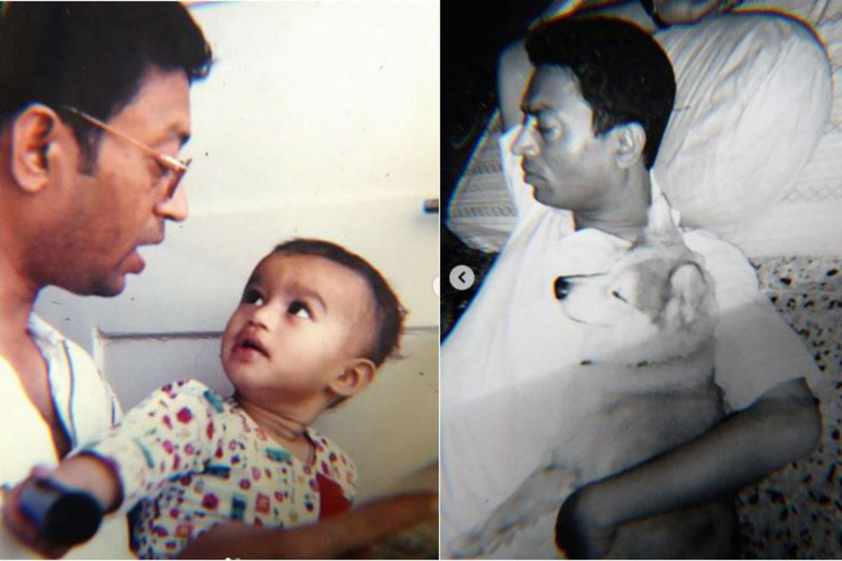 Irrfan Khan's Son Babil Khan Shares Unseen Pics of Actor, Slams Bollywood For All These Reasons 137