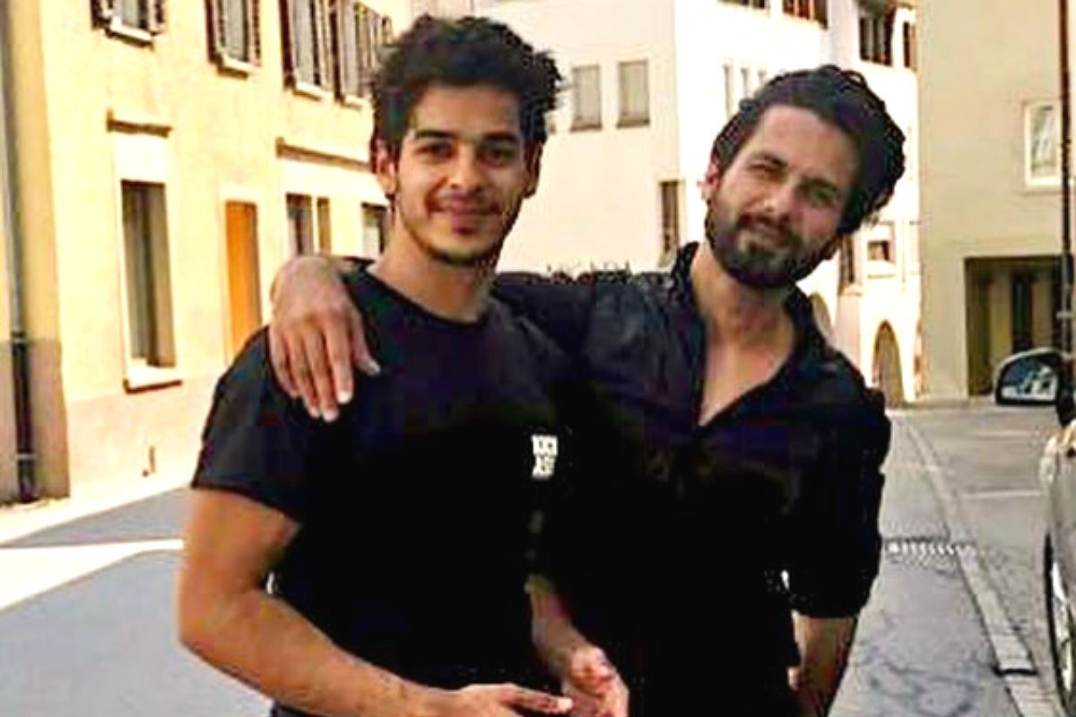 Ishaan Khatter Says He's Not 'Irked' About Being Recognised as Shahid Kapoor's Brother