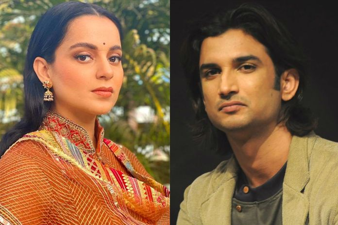 Sushant Singh Rajput's Father Thanks Kangana Ranaut For Speaking Up For The Late Actor, Says 'Criminals Will Declare You Drug Addict, Insane'