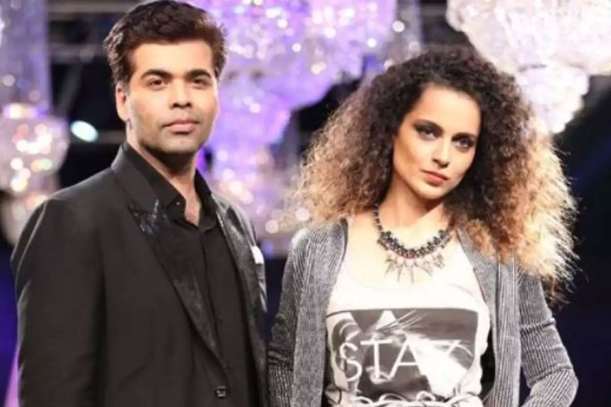 Kangana Ranaut Reacts to Karan Johar's Manager Being Summoned by Mumbai Police, Says 'Saheb Ko Pareshani Na Ho'