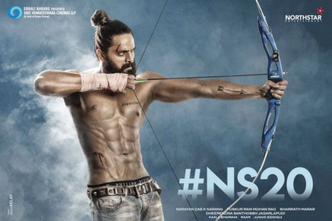 #NS20 First Look: Naga Shaurya Impresses Fans With 8 Pack Abs in Dynamic Archer Avatar