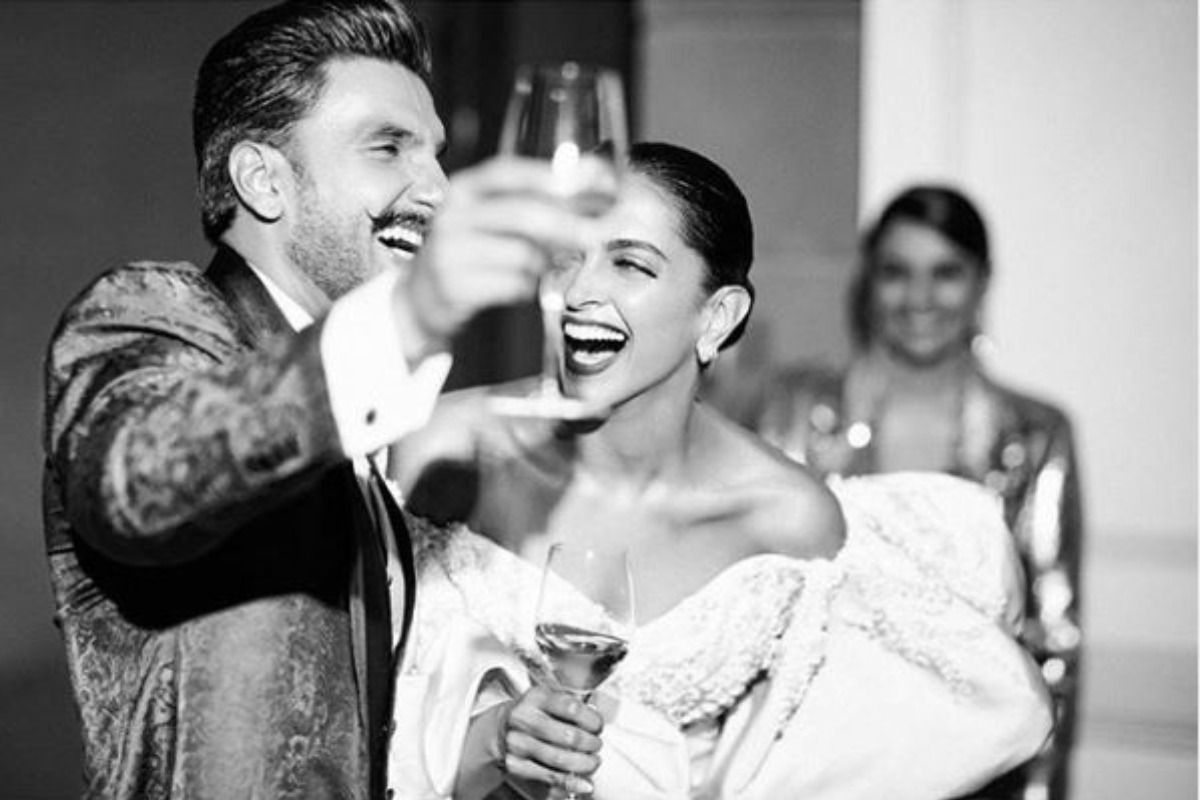 Centre of My Universe! Deepika Padukone Shares Love-Filled Birthday Post For Ranveer Singh And It is All Hearts! 41