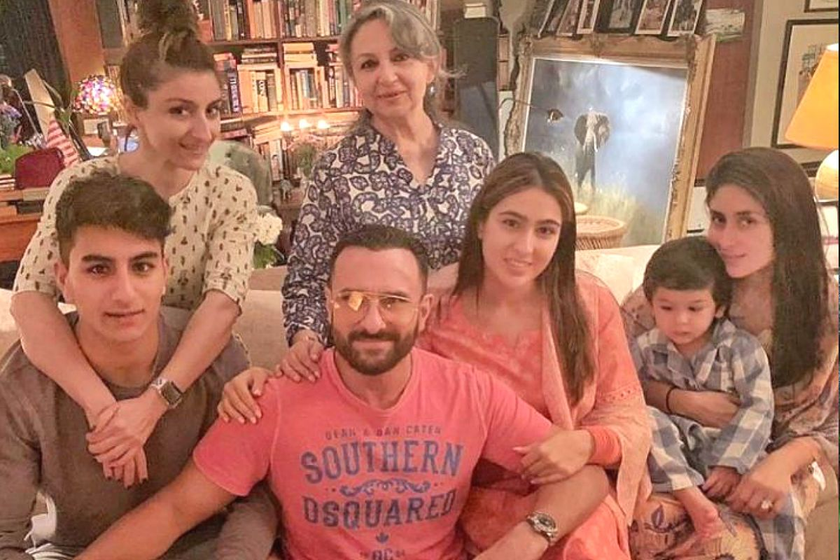 Saif Ali Khan Says He's Victim of Nepotism And no One Believes, These Memes Are Proof 96