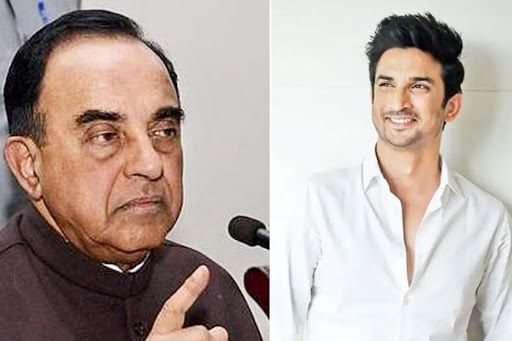 Sushant Singh Rajput Death: BJP MP Subramanian Swamy Tweets 'Mumbai Police Has Not Registered Crimiinal Case, Reveals Their Possible Mindset'