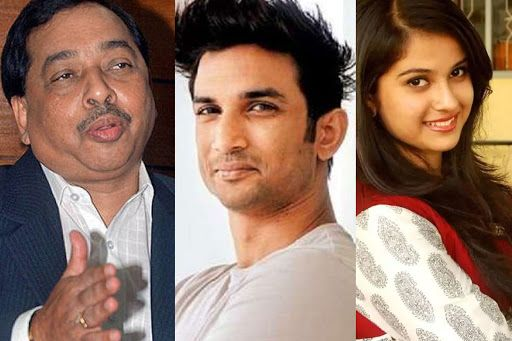Maha Former CM Alleges Sushant Singh Rajput Was 'Murdered', Disha Salian Was 'Raped And Murdered'