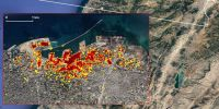 NASA Satellite Captures Damage Caused After Beirut Blast From Space