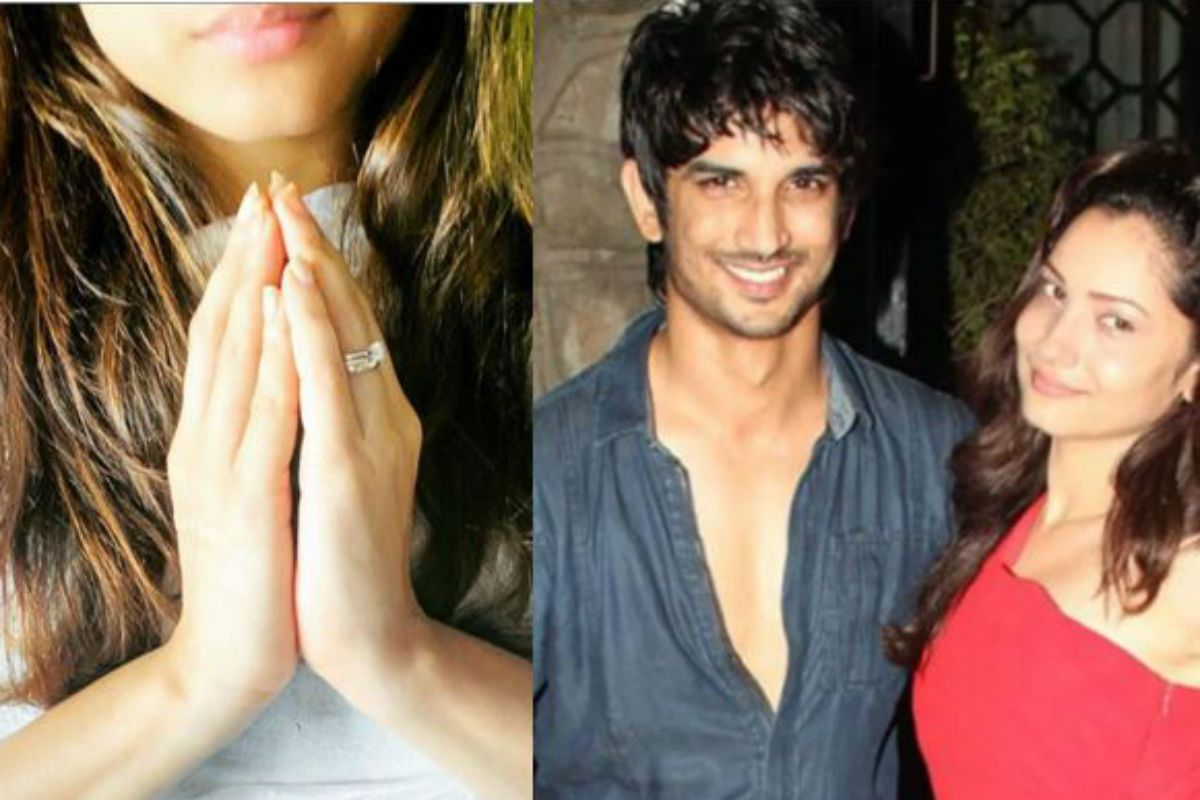 Ankita Lokhande Posts Pic With Folded Hands on Two-Month Death Anniversary of Sushant Singh Rajput