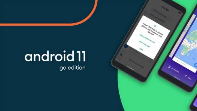 Android 11 Go Edition is Available Today – Check Features and Other Details