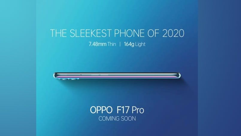 Oppo F17 and F17 Pro Launching Today in India – Check Specifications, Expected Price