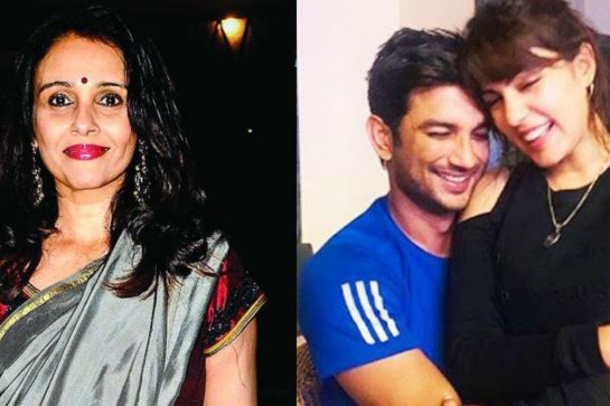 Suchitra Krishnamoorthi Asks 'Why Was Mahesh Bhatt Adamant About Rhea Chakraborty Leaving Sushant Singh Rajput on June 8?'