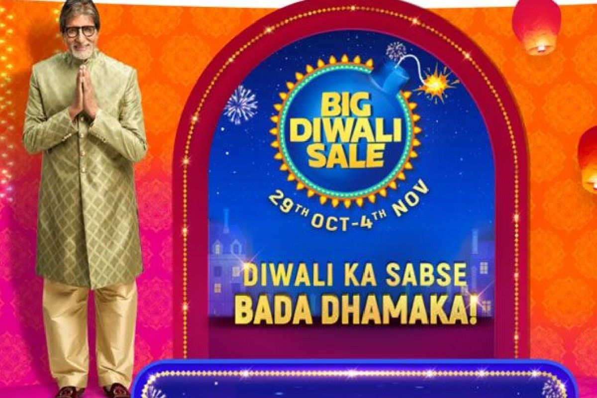 Flipkart Big Diwali Sale 2020 – Smartphones, Laptops, Electronics Available on Big Discount Offers on Flipkart Big Diwali Sale