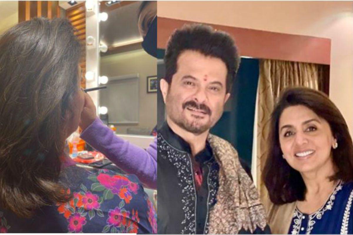 Karan Johar, Anil Kapoor And Others Welcome Back Neetu Kapoor in Movies