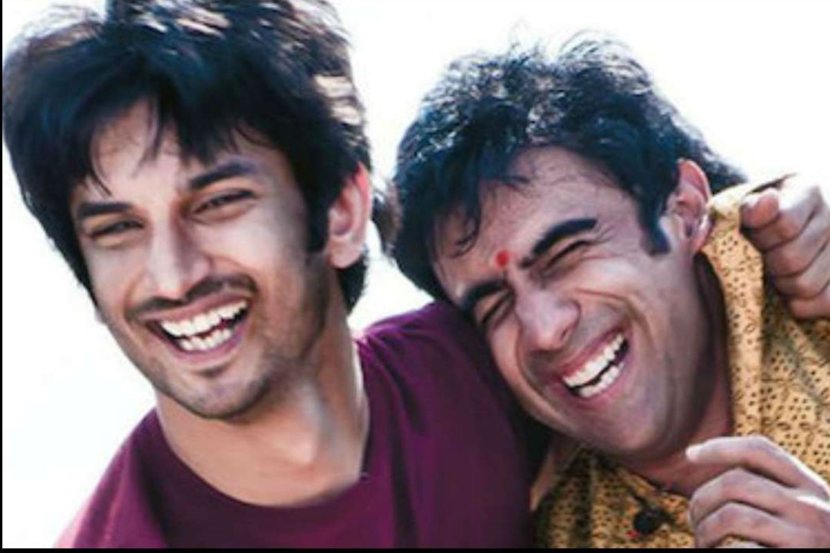 Amit Sadh Gets Emotional After Receiving Flight Ticket With SSR Written on it, Remembers Sushant Singh Rajput