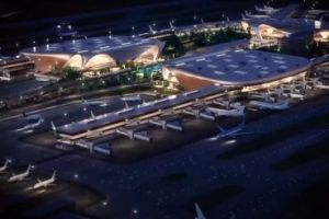 Navy Mumbai international airport plan