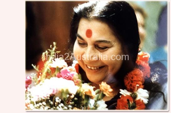 Nirmala Devi's free Sahajayoga classes in Australia