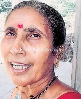 Narendra Modi's wife