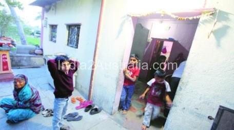 Shani Shingnapur, the village of open houses