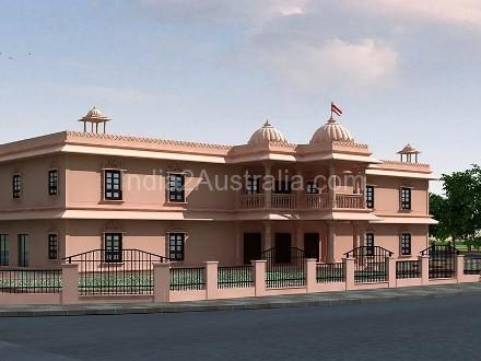 Baps Swami Narayan Mandir - Adelaide
