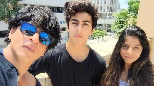 shahrukh khans children