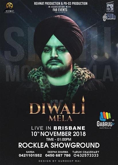 Diwali Celebrations in Brisbane 2018