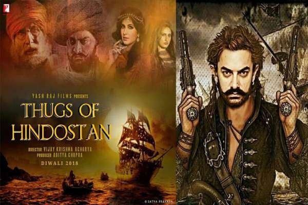 Thugs Of Hindostan Movie Review for Aussie Indians