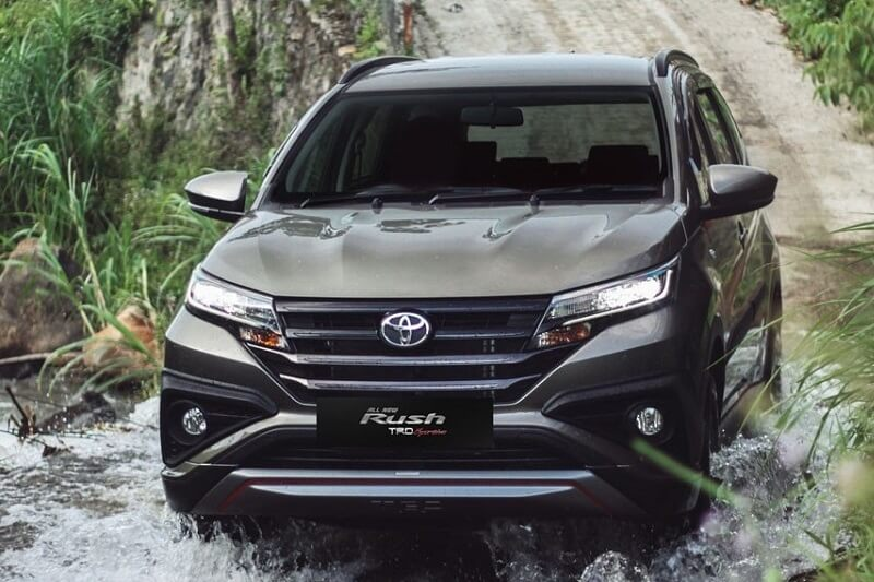 Toyota Rush SUV 3 Reasons Why Its Not Coming To India